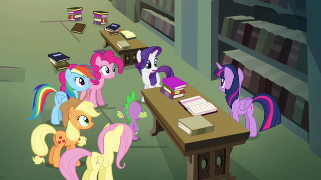 """File:Rarity """"what does any of this have to do with"""" S4E25.png"""