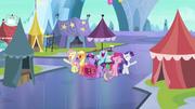 Twilight magic animation error S3E01