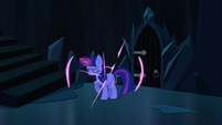 Twilight reappearing as normal S3E2