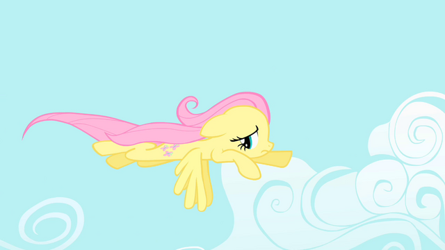 File:Fluttershy flying away 2 S1E20.png