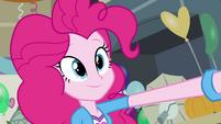 Pinkie Pie innocent smile EG