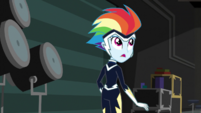 """Rainbow Dash """"I saw you come in here"""" EGS2"""