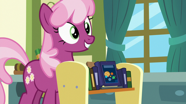 File:Cheerilee suggests Alien Alicorns vs. Space Pirates S7E3.png