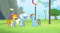Fleetfoot considers Rainbow an asset S4E10