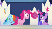 """Pinkie Pie """"you have to admit"""" S6E15"""