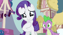 Rarity seeing cuteness S3E11