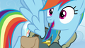 Rainbow realizes the Cutie Map is calling her S6E24.png