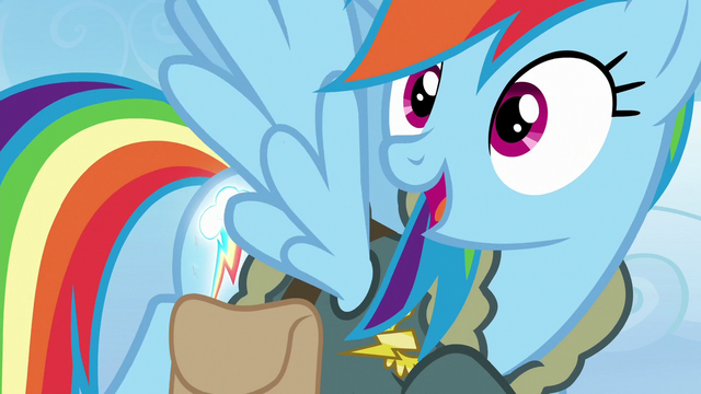 File:Rainbow realizes the Cutie Map is calling her S6E24.png