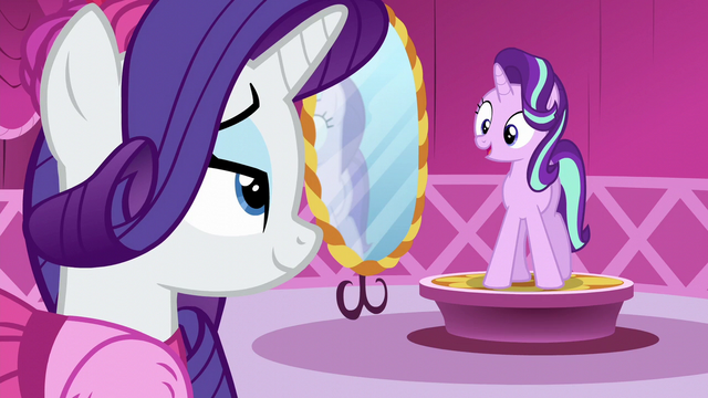 "File:Starlight Glimmer ""when will it be ready?"" S6E6.png"