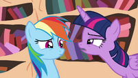 "Twilight ""Who is she?"" S4E21"