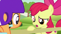 "Apple Bloom ""wonderin' if this is the best way"" S7E7"