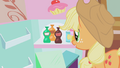 Applejack looks at bottled soda S1E04.png