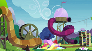 Pinkie Pie's obstacle course S4E18