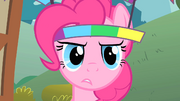 Pinkie Pie suspects something S1E15