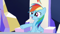 """Rainbow Dash """"you are a totally different pony"""" S6E25.png"""