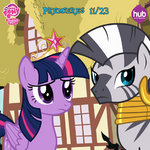 Season 4 promo Twilight and Zecora