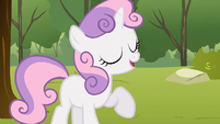 Sweetie Belle 'Of course' S1E23