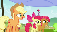 Applejack 'where you go on to the next leg of the race' S3E08