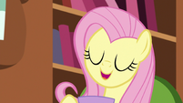 Fluttershy talking about Tree Hugger S5E7
