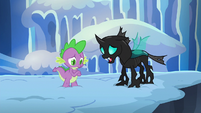 "Thorax ""it's okay, I know it's hard"" S6E16"