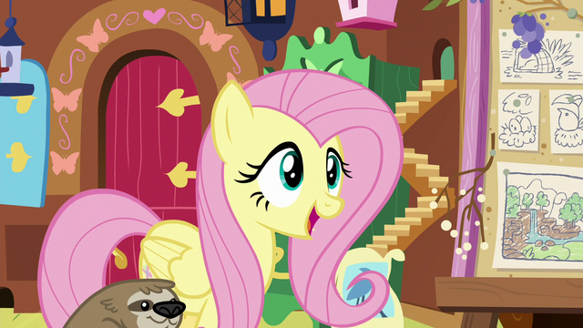"""File:Fluttershy """"to get things back on track"""" S7E5.png"""