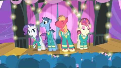 MLP FiM Music Find the Music in You HD