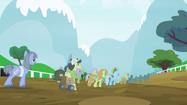 File:Several ponies walking S4E20.png