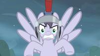 Angry pegasus pony S2E11