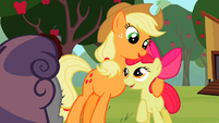 Applejack and Apple Bloom S02E05
