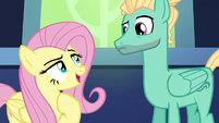 "Fluttershy ""I said I was going to tea"" S6E11"