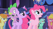 Pinkie Pie she's goood S01E01