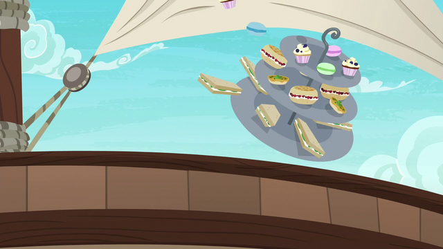File:Rarity's snacks go overboard in Pinkie's story S6E22.png