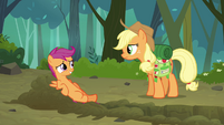 Scootaloo 'You know how important it is' S3E06