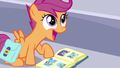 Scootaloo recounting Testing Testing 1, 2, 3 S7E7.png