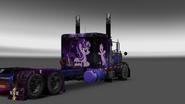 FANMADE ETS2 Pete 389 Custom - Starlight Glimmer Skin 7