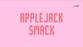 Hub Promo - 8 bit commercial Applejack Smack.png