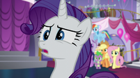 Rarity worried S5E14