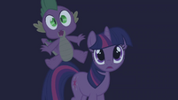 Spike is Scared S1E9