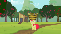 Apple Bloom laughing S2E05