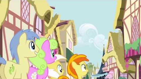 Spanish My Little Pony Pinkie The Party Planner Song HD
