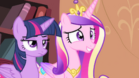 Cadance 'What was it that you needed' S4E11