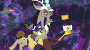Discord has a golden ticket S5E7