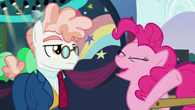 "File:Pinkie ""I have the biggest straw collection in Equestria!"" S5E24.png"