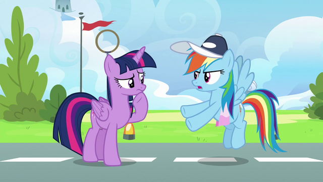 """File:Rainbow Dash """"that could be trouble too"""" S6E24.png"""