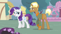 Rarity 'And of course a locally sourced menu of delicious treats' S4E13.png