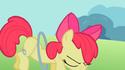Apple Bloom Cutie Mark Glitch S2E06