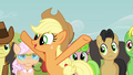 Applejack starts singing S3E8.png