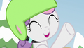 Close-up on photo of Sweetie Belle S7E6.png