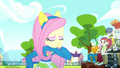 Fluttershy clearing her throat SS4.png