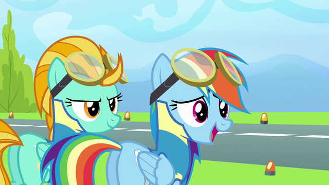 File:Rainbow 'No pony even came close to six seconds' S3E07.png